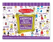 Melissa and Doug Sticker Collection - Fashion