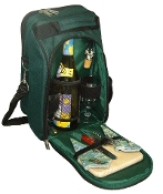 Picnic Gift - Del Mar - Wine & Cheese Tote