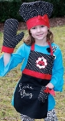 Love Bug Kids 3-Piece Apron Set
