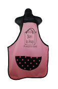 Wild Hare Designs Apron - Born to Shop