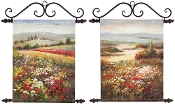 Handpainted Oil Canvas Wall Decor