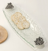 Giftcraft Cheese And Cracker Tray