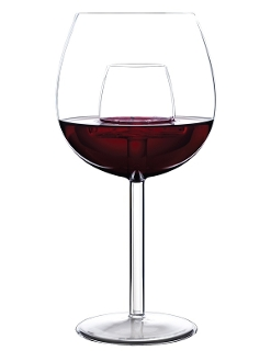 Chevalier Collection Aerating Wine Glass Set of 2