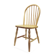 Set of 2, Windsor Chair turn legs, Assembled