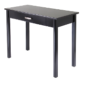 Liso Writing Desk with Drawer