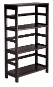 Leo Shelf / Storage, Book, 3-Tier Wide