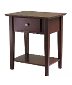 Shaker Night Stand with Drawer