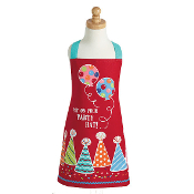 Make a Wish Birthday Apron