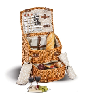 Exeter 4 Person Picnic Basket