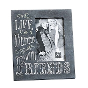 "Gift Craft ""Friends"" Photo Frame"