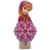 Westland Giftware Disney Frozen Anna Nightlight