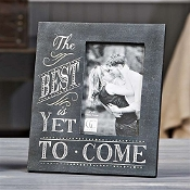 "Gift Craft ""The Best is Yet to Come"" Photo Frame"