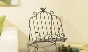 Wrought Iron Cookbook stand