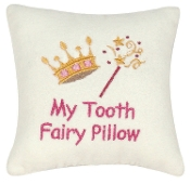 My Tooth Fairy Pillow
