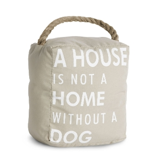 A House Is Not A Home Without A Dog, Door Stopper