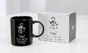 Giftcraft Porcelain Mug, Dad You Are My Hero, Gift Boxed