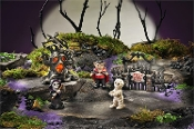 Gift Boxed Mini World Haunted Halloween, Set/5
