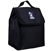 Rip-Stop Black Munch 'n Lunch Bag
