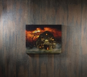 Sleepy Hollow Farms Lighted Canvas