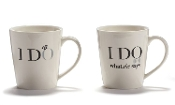 I Do, I Do What She Says, Coffee Mug Set