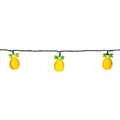 Pineapples String Lights, 3 Inch