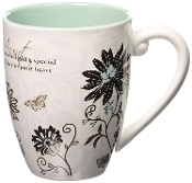 Pavilion Mark My Words Aunt Mug, 20-Ounce
