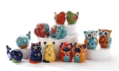 Cute Decorative Animal Salt and Pepper Shakers