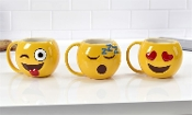 Emoji Design Mugs, Sold Separately