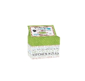 Kitchen Rules Recipe Card Box By Susan Winget