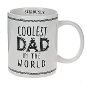 Coolest Dad In The World, Coffee Mug