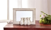 3 Little Piggies Tabletop Mirror