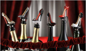Giftcraft Stiletto Shoe Wine Bottle Stoppers