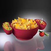 Prodyne Chips and Dips Bowl