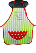 Wild Hare Designs Apron - Friends are the Best Presents
