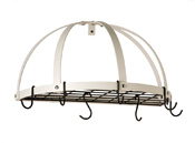 Rogar KD Half Dome Pot Racks