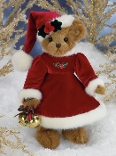 Jingle Bell Holiday bearington bear