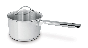 Cuisinox Deluxe® 3.8 qt Covered Saucepan