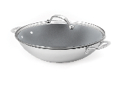 Cuisinox Elite® 15 inch Covered Wok
