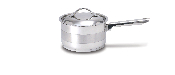 Cuisinox Gourmet® 2 qt Covered Saucepan