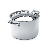 Cuisinox Elite® 8.2 qt Covered Stock Pot