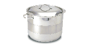 Cuisinox Gourmet® 20 qt Covered Stock Pot