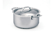 Cuisinox Elite® 3 qt Covered Dutch Oven
