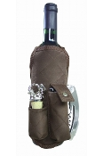Picnic Gift Deluxe Wine Apron