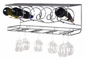 Oenophilia Wine Bar Wall Rack
