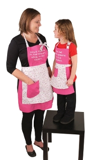 Izzy Mommy & Me Apron Set