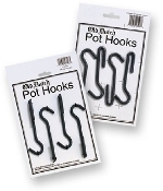 Pot Rack Hooks - Straight