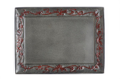 Art Nouveau Rectangular Tray