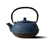 Cast Iron Osaka Teapot