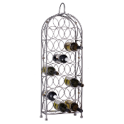 Bordeaux Chateau 23 Bottle Wine Rack