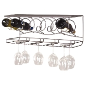 Wine Bar Wall Rack